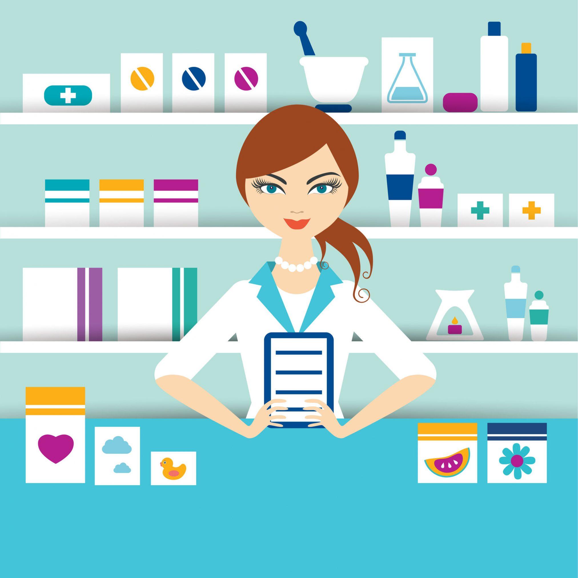 pharmacist-sanja